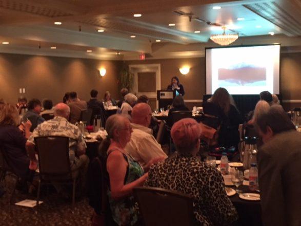 Victoria PBC Dinner/Speaker Meeting