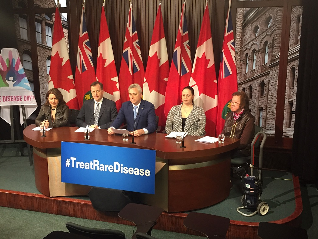Rare Disease Day – Focus on Advocacy