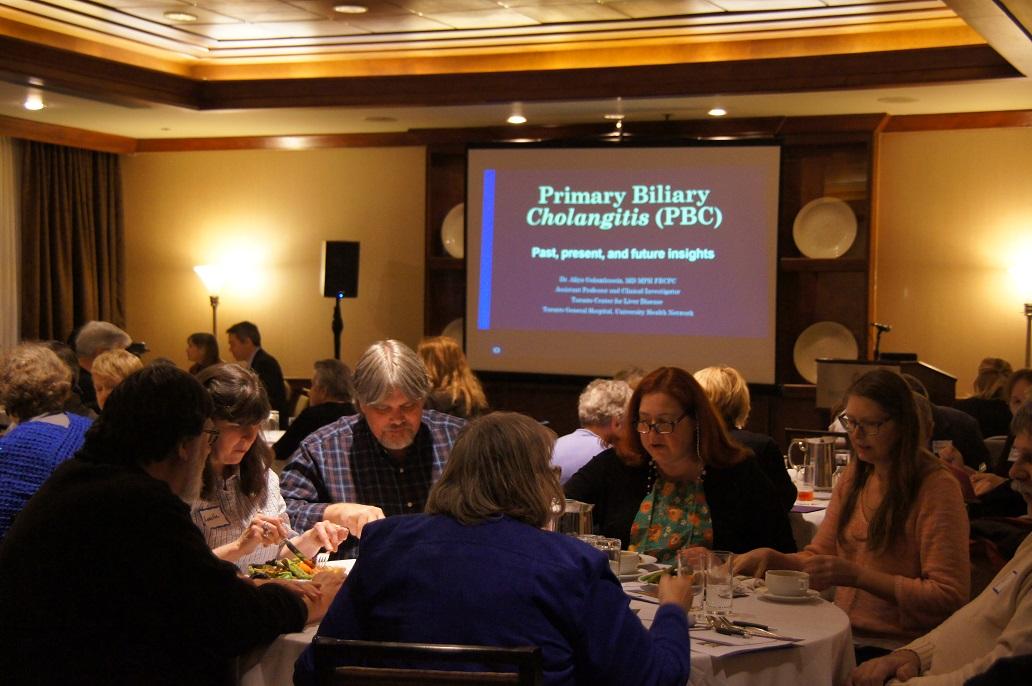 Toronto PBC Dinner/Speaker Meeting