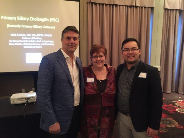 Calgary PBC Dinner/Speaker Meeting