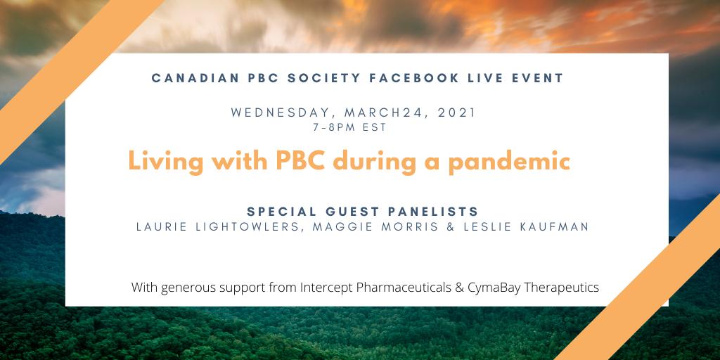 PBC Facebook Live – March 24, 2021   7-8pm EST