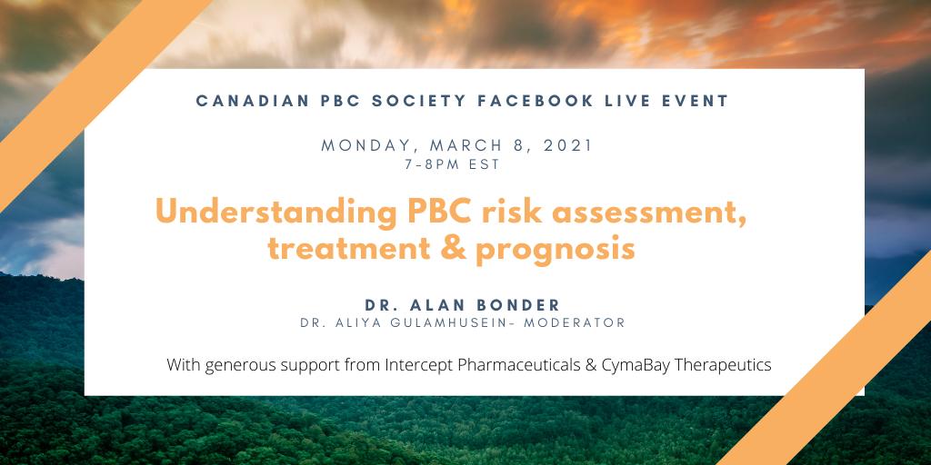PBC Facebook Live – March 8, 2021 7-8 pm EST