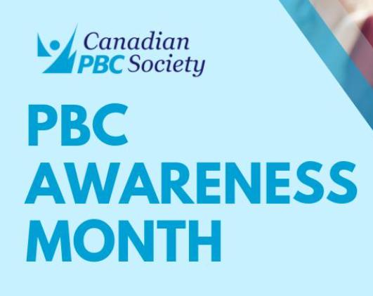 PBC Awareness Month Daily Draw